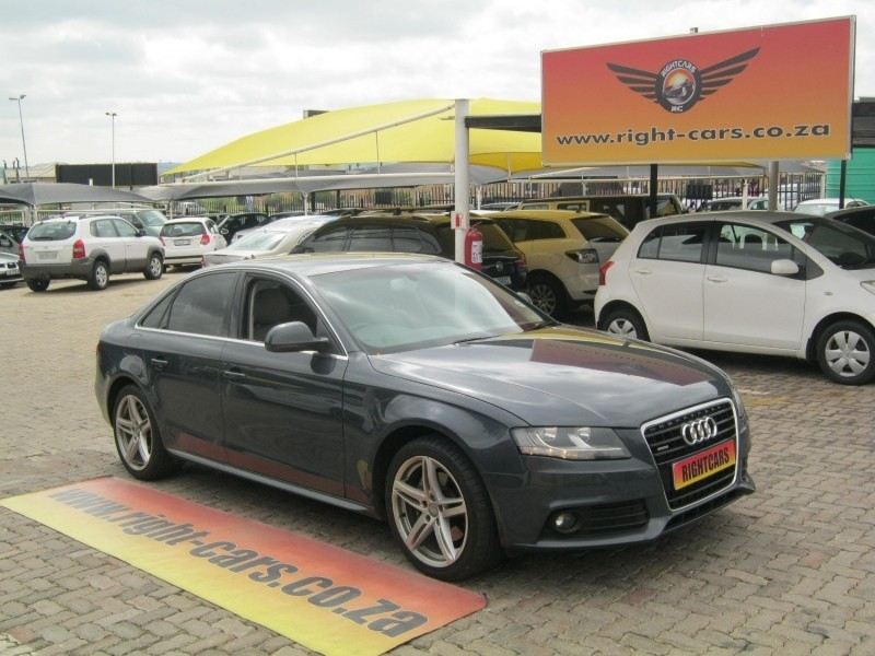 Used audi a4 for sale in jhb 10