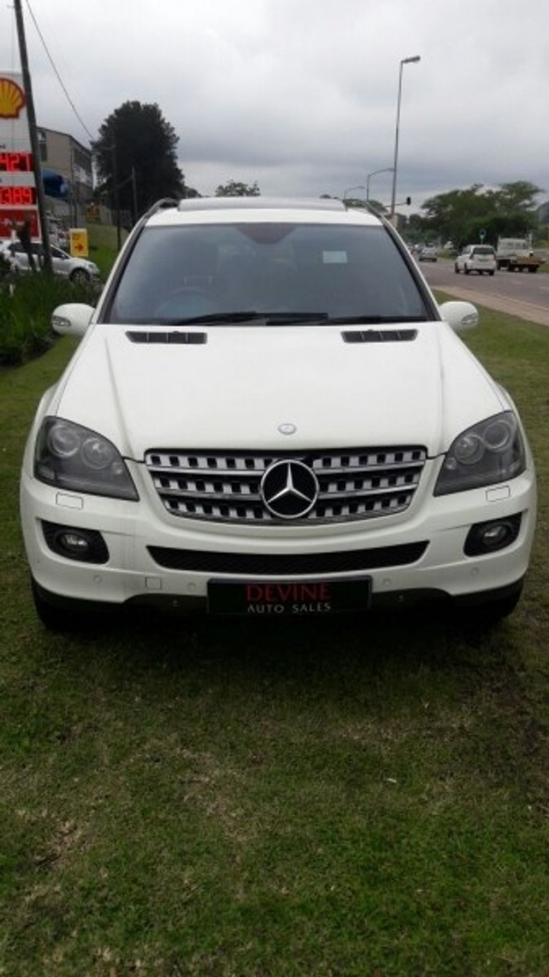 Used mercedes benz m class ml 500 a t for sale in kwazulu for Used mercedes benz ml for sale