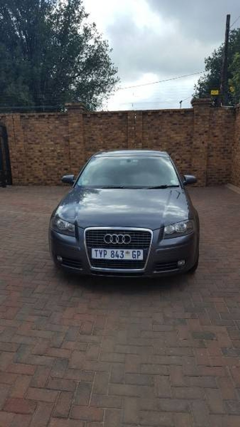 used audi a3 2 0 fsi ambition for sale in gauteng cars. Black Bedroom Furniture Sets. Home Design Ideas