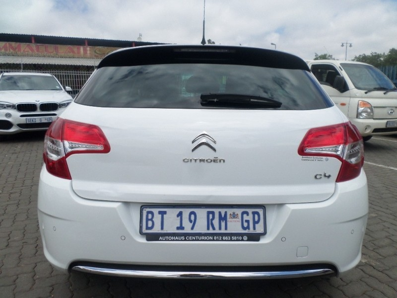 used citroen c4 1 6 exclusive for sale in gauteng id 2881966. Black Bedroom Furniture Sets. Home Design Ideas