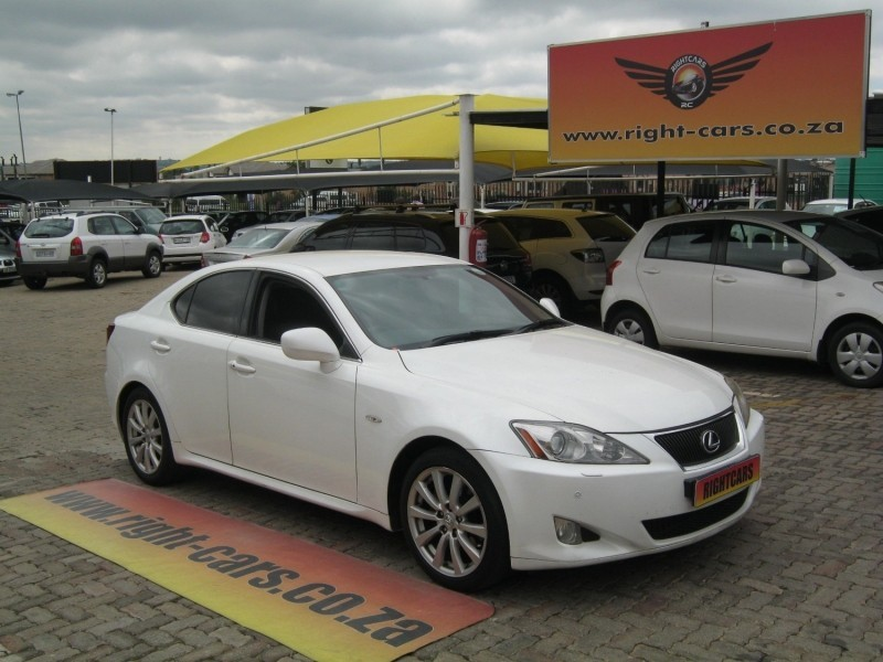 used lexus is 250 se a t for sale in gauteng id 2882312. Black Bedroom Furniture Sets. Home Design Ideas