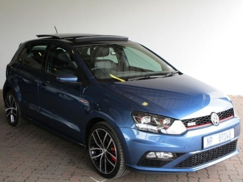 used volkswagen polo gti dsg for sale in kwazulu natal id 2882908. Black Bedroom Furniture Sets. Home Design Ideas