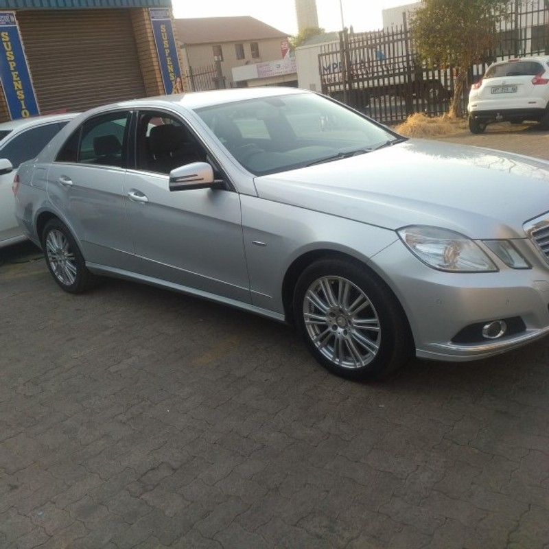 Used Mercedes Benz E Class E 200 Avantgarde For Sale In