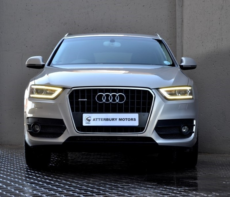 Used Audi Q3 2.0 Tdi Quatt Stronic (130kw) For Sale In