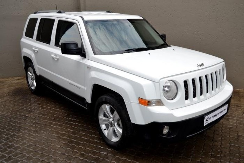 used jeep patriot 2 4 limited for sale in gauteng id 2883084. Black Bedroom Furniture Sets. Home Design Ideas