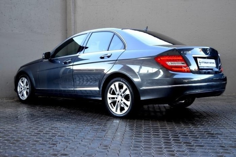 Used mercedes benz c class c200 cdi avantgarde a t for for Mercedes benz c class used cars for sale