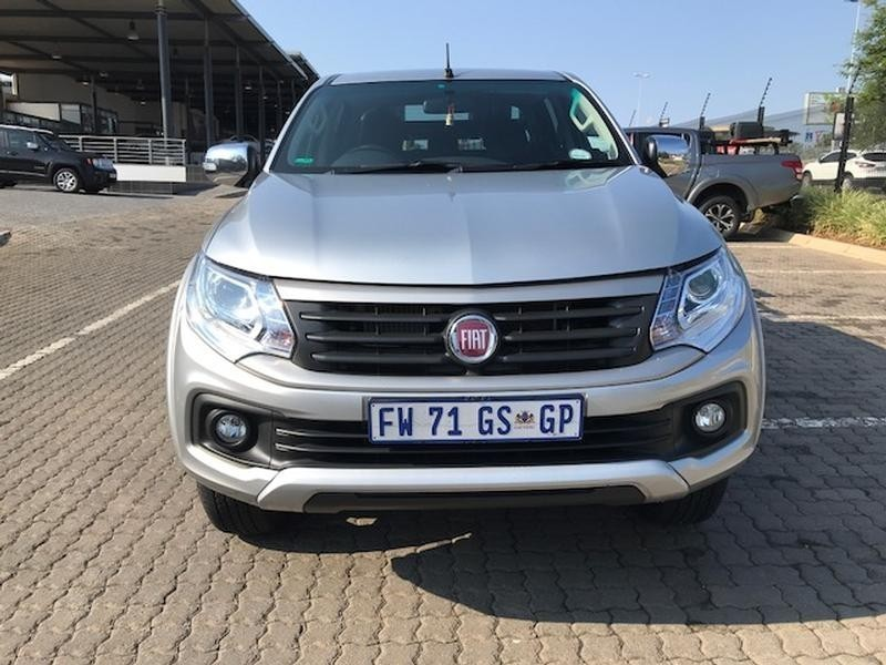 used fiat fullback 2 4 di d 4x4 auto double cab bakkie for. Black Bedroom Furniture Sets. Home Design Ideas
