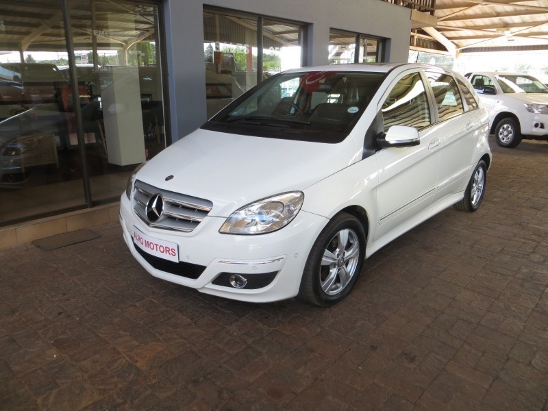 Used Mercedes Benz B Class B 200 Turbo A T For Sale In