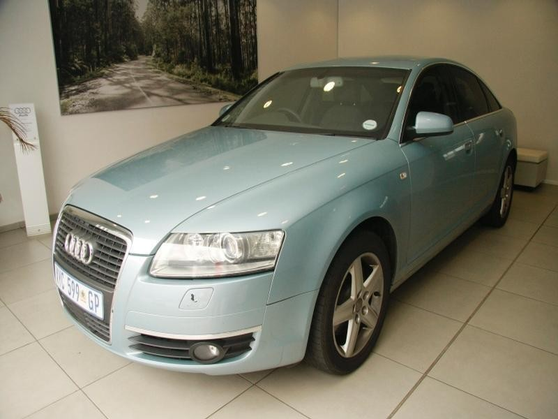 used audi a6 3 0 tdi quattro tiptronic for sale in north west province id 2885510. Black Bedroom Furniture Sets. Home Design Ideas