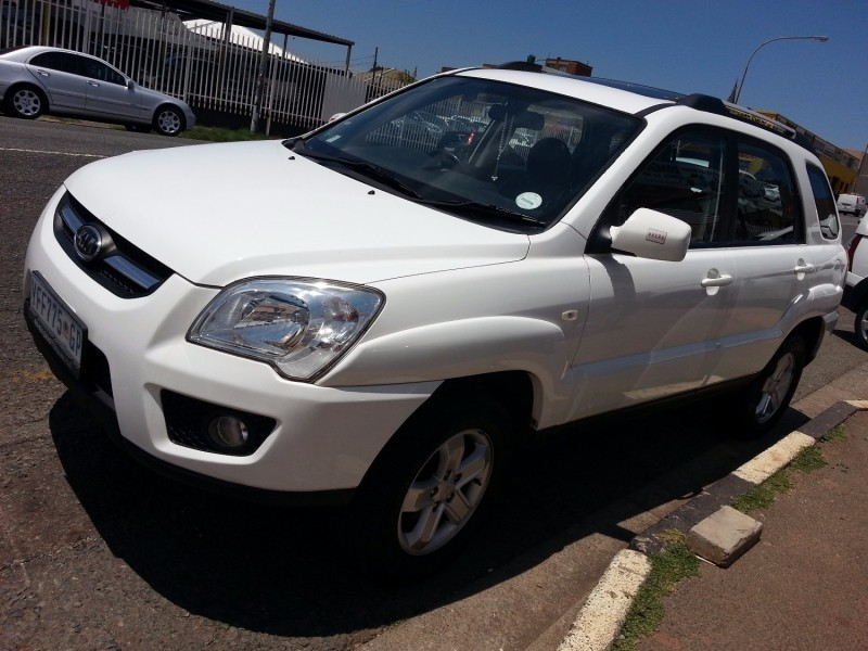used kia sportage 2 0 awd auto for sale in gauteng cars. Black Bedroom Furniture Sets. Home Design Ideas