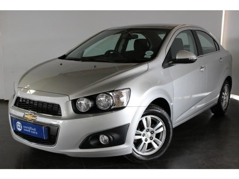 used chevrolet sonic 1 6 ls a t for sale in gauteng id 2885928. Black Bedroom Furniture Sets. Home Design Ideas