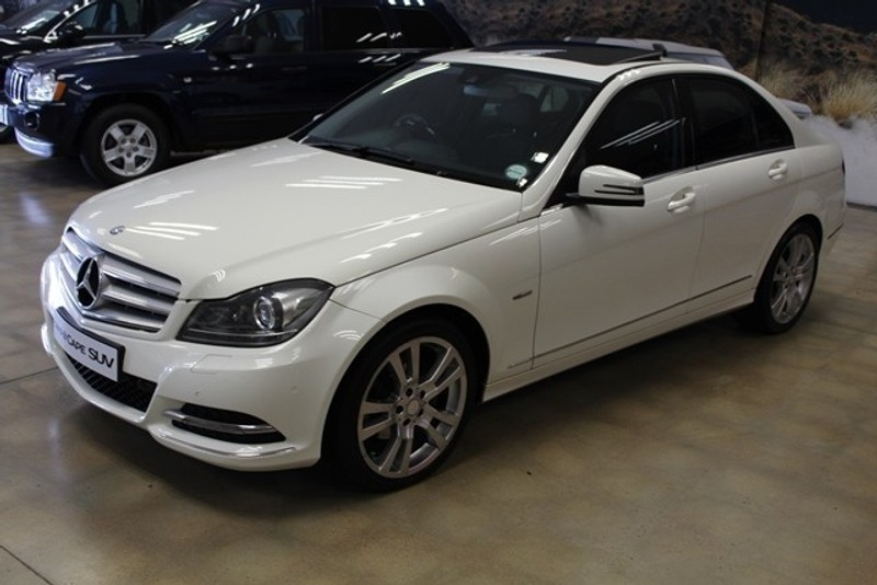 Used Mercedes Benz C Class C250 Be Avantgarde A T For Sale