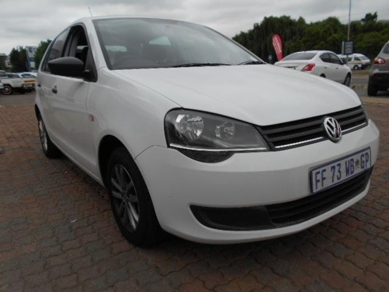 Used Volkswagen Polo Vivo Gp 1 4 Conceptline 5 Door For