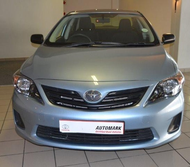 Used Toyota Corolla Quest 1 6 For Sale In Western Cape