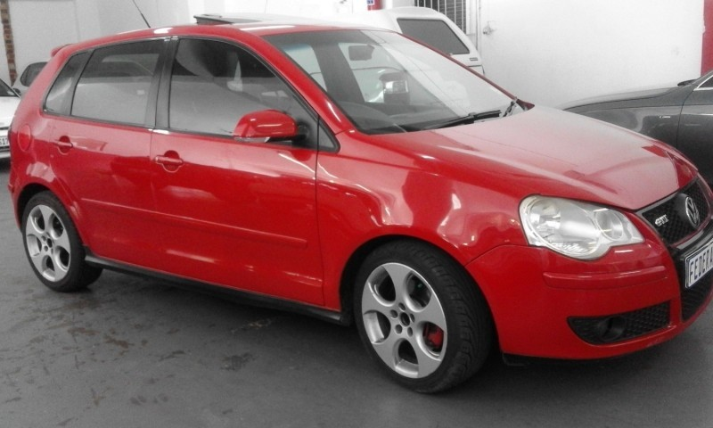 used volkswagen polo gti 1 8 tsi for sale in gauteng id 2887652. Black Bedroom Furniture Sets. Home Design Ideas