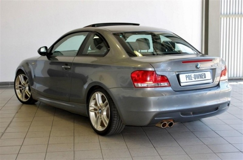 used bmw 1 series 125i coupe a t for sale in free state. Black Bedroom Furniture Sets. Home Design Ideas