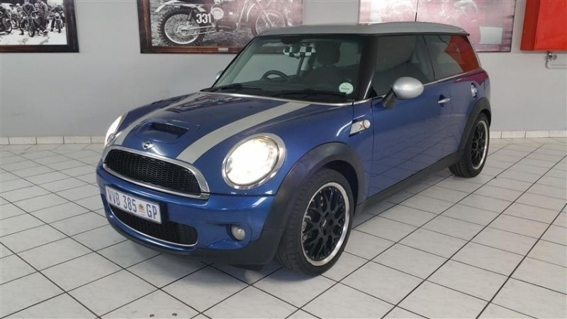 used mini cooper s s clubman for sale in gauteng id 2888454. Black Bedroom Furniture Sets. Home Design Ideas