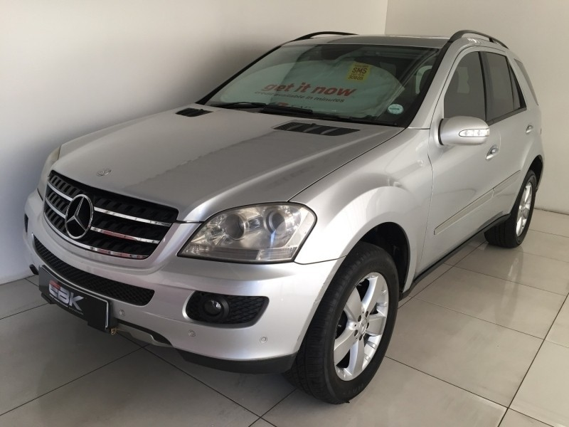 Used mercedes benz m class ml 500 a t for sale in gauteng for 2005 mercedes benz ml350 for sale
