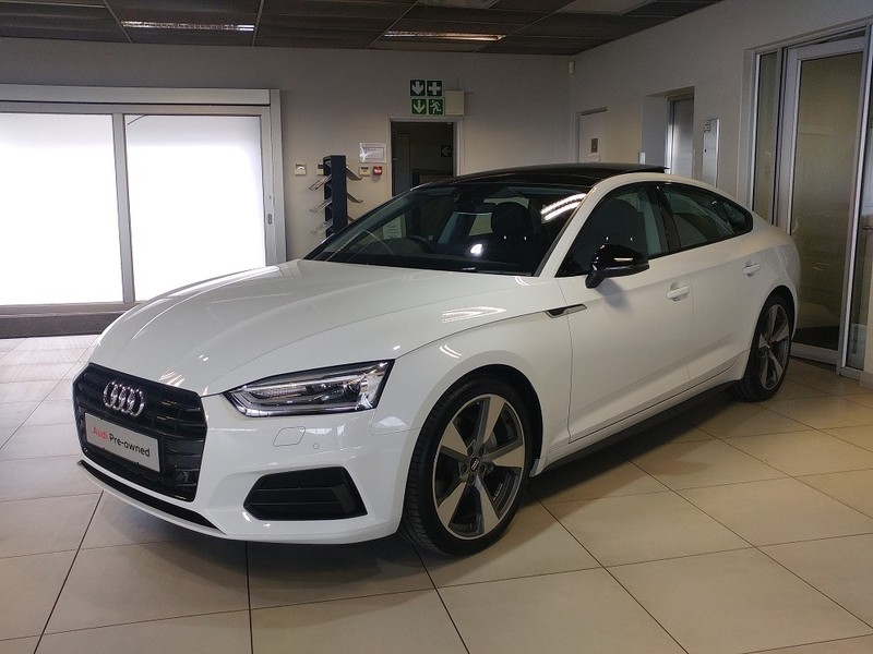 used audi a5 sportback 2 0 tdi s tronic sport for sale in gauteng id 2888824. Black Bedroom Furniture Sets. Home Design Ideas