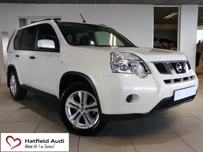 Used Nissan X Trail 2 0 4x2 Xe R79 R85 For Sale In