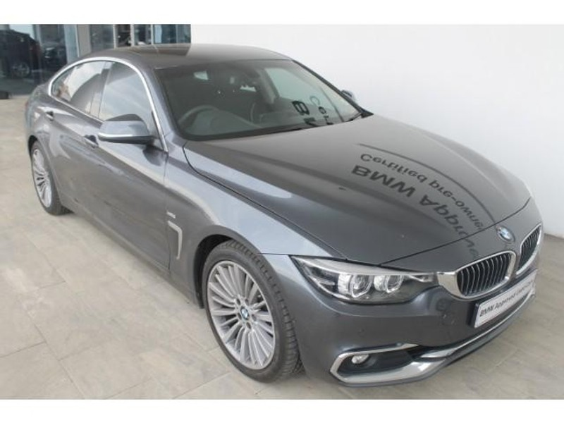 used bmw 4 series 420i gran coupe luxury line for sale in gauteng id 2889664. Black Bedroom Furniture Sets. Home Design Ideas