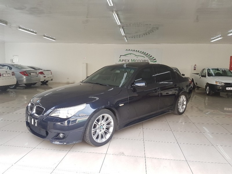used bmw 5 series 523i sport a t e60 for sale in gauteng id 2889854. Black Bedroom Furniture Sets. Home Design Ideas