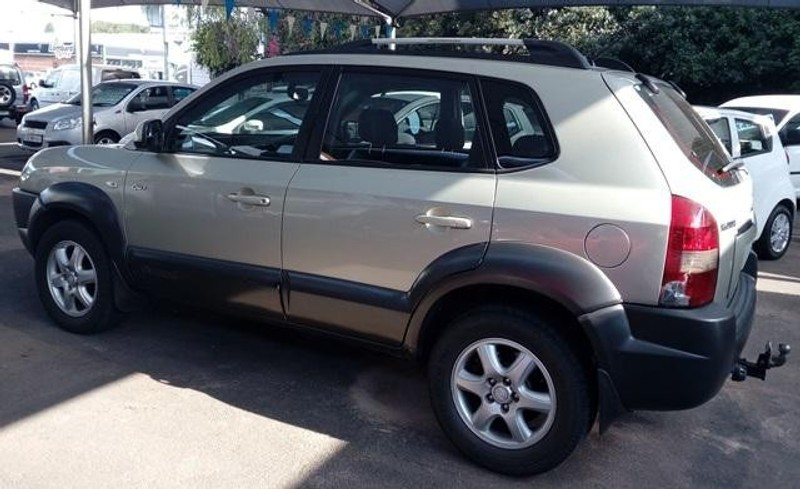 Used hyundai tucson 2 0 crdi a t for sale in gauteng for Motor vehicle department tucson