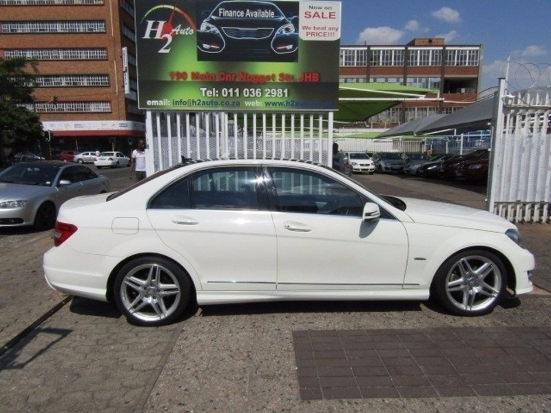 Used mercedes benz c class c250 cdi be avantgarde a t for for Mercedes benz c class used cars for sale