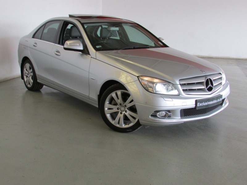 Used mercedes benz c class c220 cdi avantgarde a t for for 2008 mercedes benz c class for sale