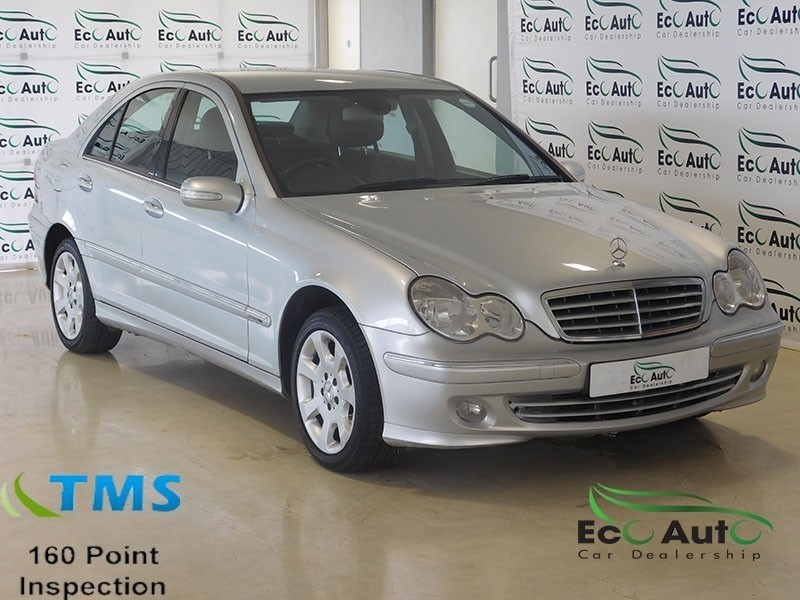 Used mercedes benz c class c180k elegance for sale in for 2006 mercedes benz c class for sale