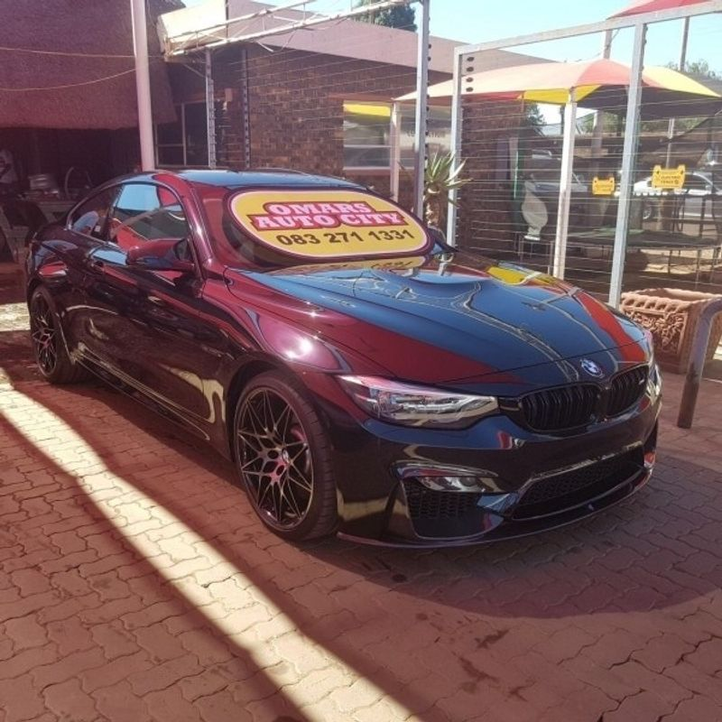 Used BMW M4 Coupe M-DCT Competition For Sale In Gauteng