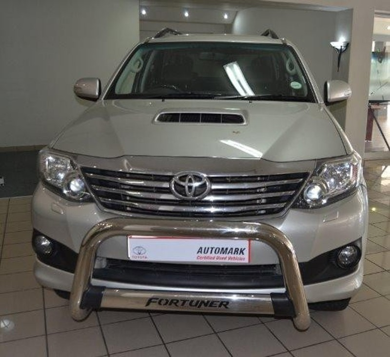 Toyota Dealer Quad Cities: Used Toyota Fortuner 3.0d-4d 4x4 A/t For Sale In Western