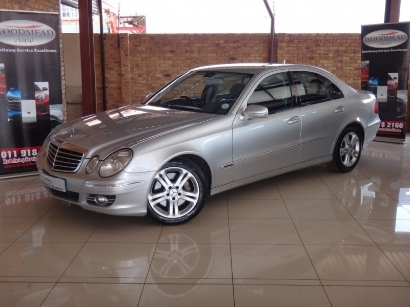 Used mercedes benz e class e 350 avantgarde for sale in for Mercedes benz e 350 for sale