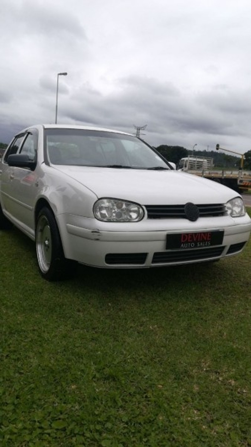 used volkswagen golf 2 0 comfortline for sale in kwazulu natal id 2892800. Black Bedroom Furniture Sets. Home Design Ideas