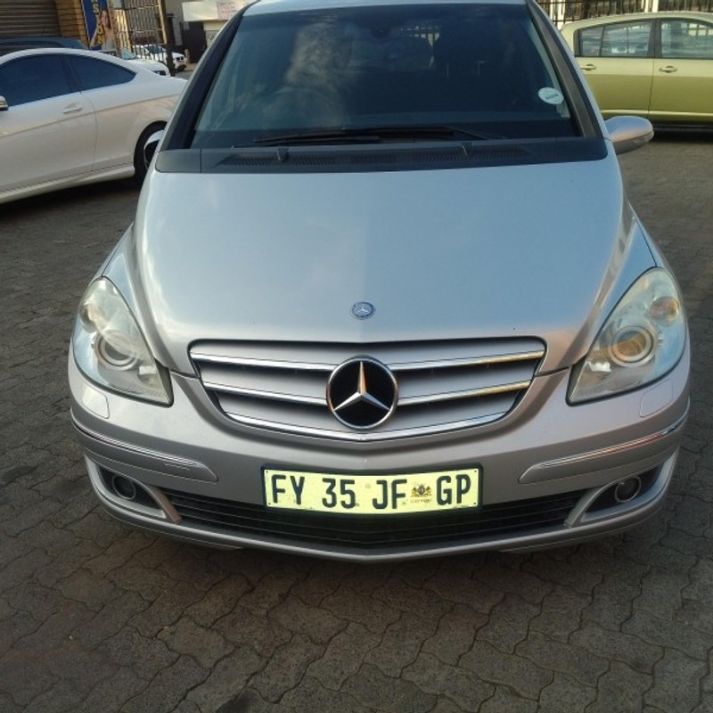 Used Mercedes-Benz B-Class B 180 A/t For Sale In Gauteng