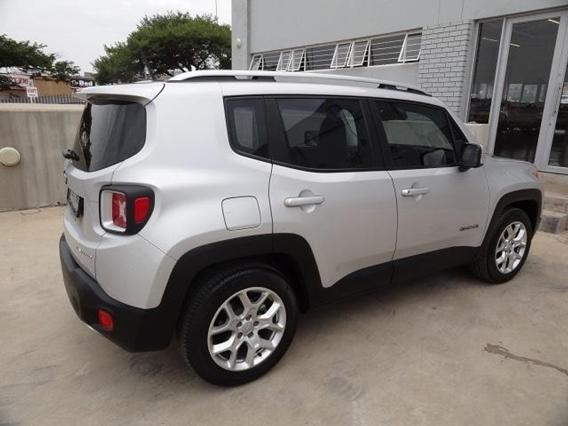 used jeep renegade 1 4 tjet ltd for sale in gauteng id 2893464. Black Bedroom Furniture Sets. Home Design Ideas