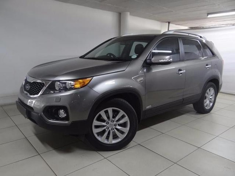 used kia sorento 4x4 a t 7 seat for sale in gauteng id 2894186. Black Bedroom Furniture Sets. Home Design Ideas