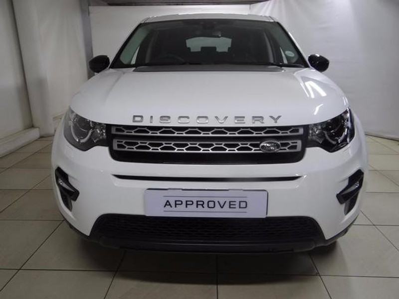 used land rover discovery sport d pure for sale in gauteng id 2894230. Black Bedroom Furniture Sets. Home Design Ideas