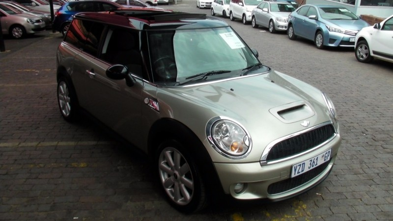 used mini cooper s clubman for sale in gauteng id 2894876. Black Bedroom Furniture Sets. Home Design Ideas
