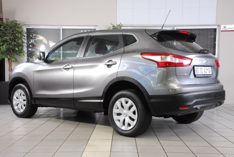 used nissan qashqai 1 2t visia for sale in gauteng id 2894890. Black Bedroom Furniture Sets. Home Design Ideas