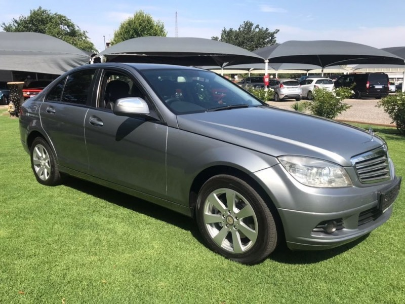 used mercedes benz c class c200k estate classic for sale in gauteng id 2894914. Black Bedroom Furniture Sets. Home Design Ideas