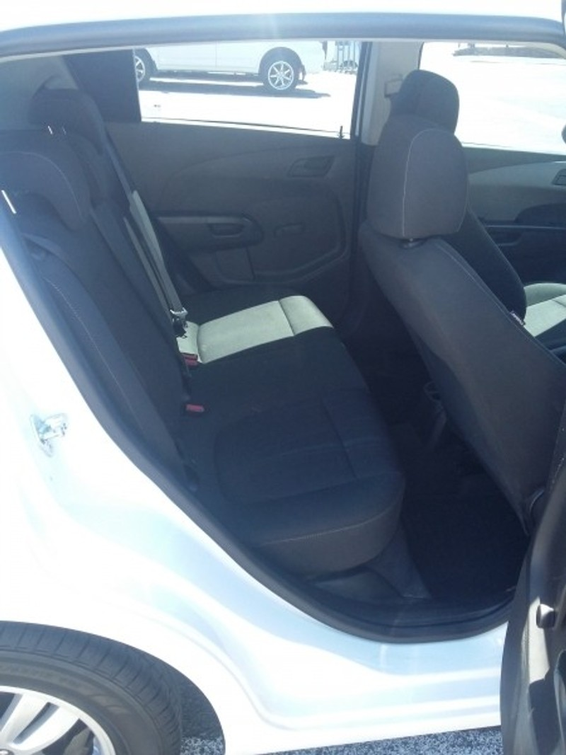 Used Chevrolet Sonic 1 3d Ls 5dr For Sale In Western Cape