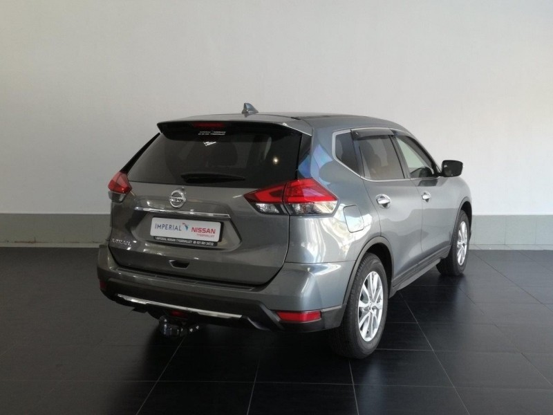 used nissan x trail visia 7s for sale in western cape id 2895002. Black Bedroom Furniture Sets. Home Design Ideas
