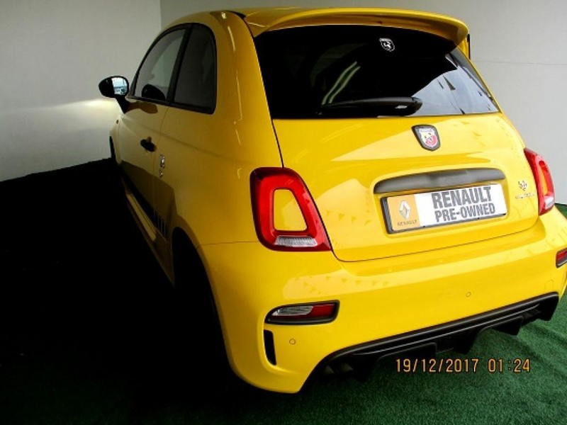 Used Abarth 500 595 1 4t Competzione For Sale In Gauteng