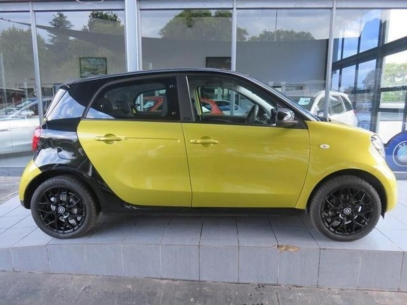 used smart forfour prime auto for sale in gauteng id 2895768. Black Bedroom Furniture Sets. Home Design Ideas