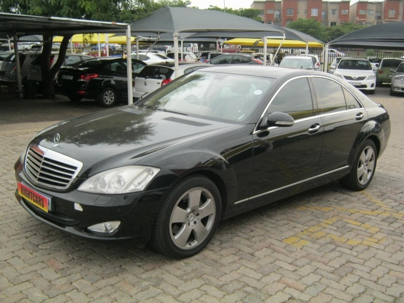 Used mercedes benz s class s 350 for sale in gauteng for 2006 mercedes benz s500 for sale