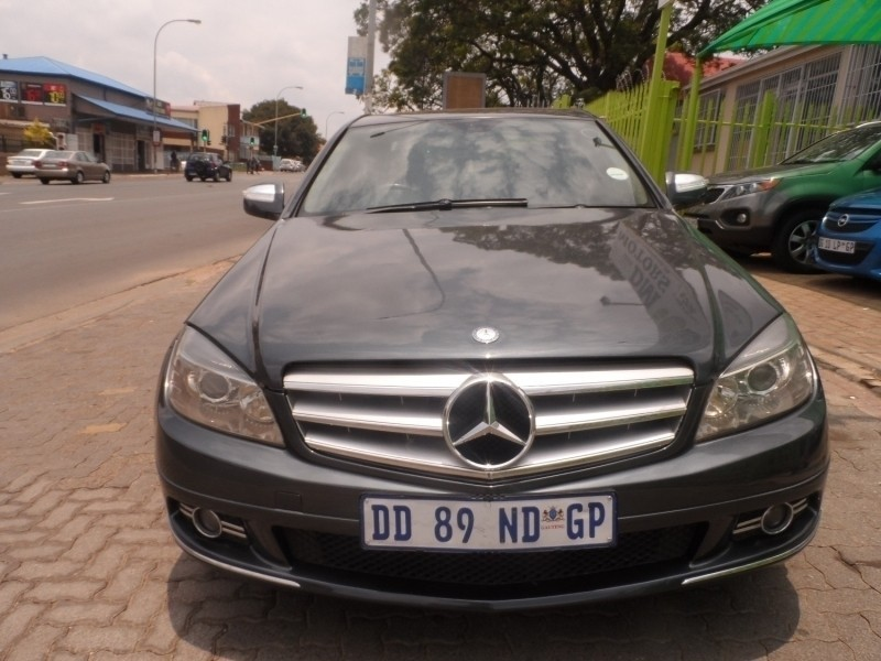 Used mercedes benz c class c 200 classic for sale in for 2008 mercedes benz c class for sale