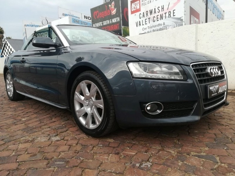 used audi a5 2 0t cabriolet auto for sale in gauteng id 2896908. Black Bedroom Furniture Sets. Home Design Ideas