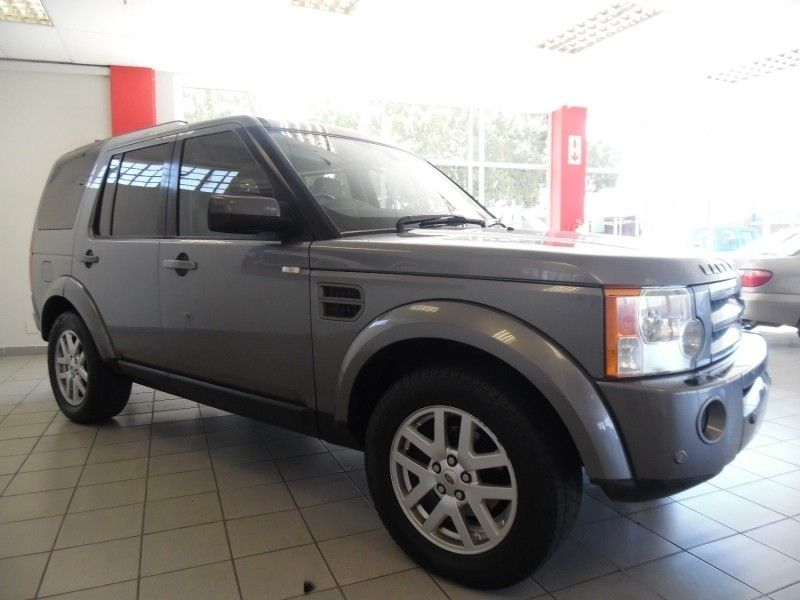 used land rover discovery 2009 land rover discovery 3 tdv6 se auto for sale in western cape. Black Bedroom Furniture Sets. Home Design Ideas