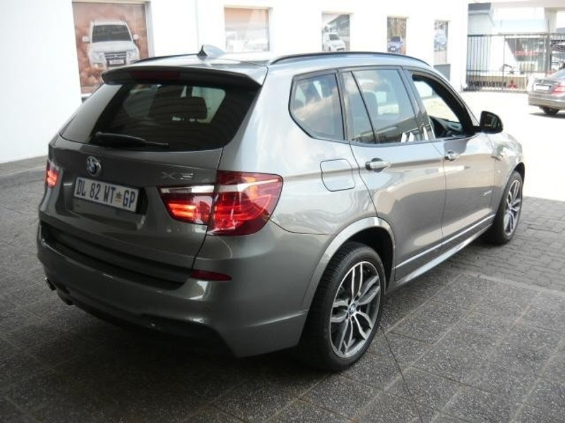 used bmw x3 xdrive20d m sport auto for sale in gauteng id 2897150. Black Bedroom Furniture Sets. Home Design Ideas
